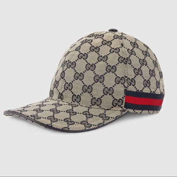 8f21196b4fe Gucci GG Canvas Baseball Hat